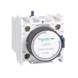 Schneider Electric - 0.1-30 SN LC1D-LC1F VE CAD İÇİN PNÖMATİK ZAMAN RÖLESİ 1NA+1NK ÇEKME GECİKTİRMESİ 3389110385892