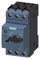 Siemens - SİEMENS MOTOR KORUMA ŞALTERİ 100KA S00 0,22-0,32A 4011209712348