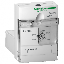 Schneider Electric - SCHNEİDER ELECTRİC STANDART KONTROL ÜNİTESİ LUCA SINIF 10 0,35...1,4 A 110...220 V DC/AC 3389110364019