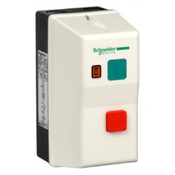 Schneider Electric - SCHNEİDER ELECTRİC MUHAFAZALI DOL DÖNÜŞSÜZ YOLVERİCİ TESYS LE1 M 0,54...0,8 A BOBİN 380 V AC 3389110765700