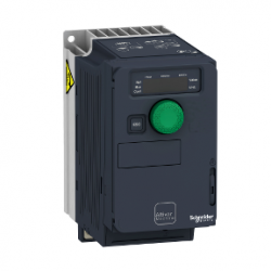 Schneider Electric - SCHNEİDER ELECTRİC 0,55 KW 200-240V AC MONOFAZE COMPACT MOTOR HIZ KONTROL CİHAZI 3606480966538 ATV320U06M2C