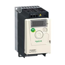 Schneider Electric - SCHNEİDER ELECTRİC 0,55 KW 200/240V AC MONOFAZE MOTOR HIZ KONTROL CİHAZI 3606480071065 ATV12H055M2