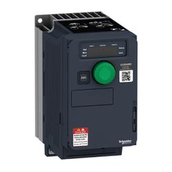 Schneider Electric - SCHNEİDER ELECTRİC 0,55 KW 380-500 V AC TRİFAZE COMPACT MOTOR HIZ KONTROL CİHAZI 3606480966729 ATV320U06N4C