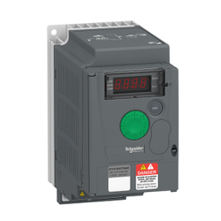 Schneider Electric - SCHNEİDER ELECTRİC 0,75 KW 400VAC TRİFAZE MOTOR HIZ KONTROL CİHAZI 3606480706318