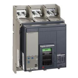 Schneider Electric - 1000A 50KA 3P MİC 2.0 ELEKTRONİK KORUMALI MANDALLI ŞALTER 380VAC 2500003001922