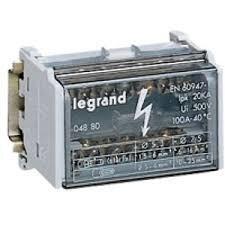 Legrand - 100A 2 KUTUP MODÜLER DAĞITICI 3245060048808