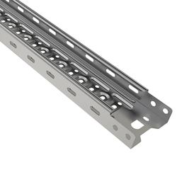 Kıraç Metal - 100x35 MM FORMLU KABLO KANALI 2M(6 ADET)