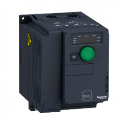 Schneider Electric - SCHNEİDER ELECTRİC 1,1 KW 200-240V AC COMPACT TİP MONOFAZE MOTOR HIZ KONTROL CİHAZI 3606480966552 ATV320U11M2C