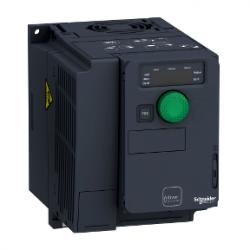 Schneider Electric - SCHNEİDER ELECTRİC 1,1 KW 380-500 V AC TRİFAZE COMPACT MOTOR HIZ KONTROL CİHAZI 3606480966743 ATV320U11N4C