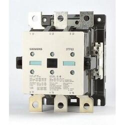 Siemens - 110kW 205A 230VAC 2NO 2NC BOY 8 ÜÇ FAZLI GÜÇ KONTAKTÖRÜ 4011209043947