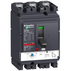 Schneider Electric - 112-160AMP NSX160F 3 KUTUP 380V AC 36KA KOMPAK ŞALTER 3606480011337