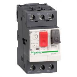 Schneider Electric - SCHNEİDER ELECTRİC 1..1.6A 0.37/0.55KW 380/400V MOTOR KORUMA ŞALTERİ 3389110343052