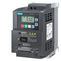 Siemens - SİEMENS 1.1KW 220V V20 KOMPAKT HIZ KONTROL CİHAZI 6940408102910