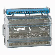 Legrand - MODÜLER DAĞITICI 125A 4 KUTUP 8 MODÜL 3245060048884