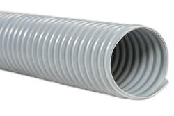 Kardeş Elektrik - Ø12MM PVC SPİRAL HORTUM GRİ (1 TOP=30MT)