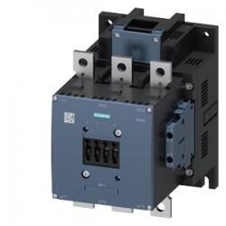 Siemens - 132KW 265A 230VAC-DC 2NO+2NC SIRIUS KONTAKTÖR VİDA BAĞLANTILI 4011209507937
