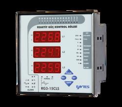Entes - ENTES RG3-15CLS 144X144 220VAC REAKTİF GÜÇ KONTROL RÖLESİ 8699421416549