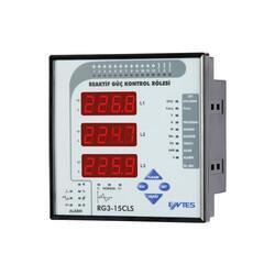 Entes - ENTES RG3-15C 144X144 220VAC REAKTİF GÜÇ KONTROL RÖLESİ M2410 8699421421024