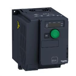 Schneider Electric - SCHNEİDER ELECTRİC 1,5 KW 200-240V AC MONOFAZE COMPACT MOTOR HIZ KONTROL CİHAZI 3606480966569 ATV320U15M2C