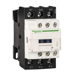 Schneider Electric - SCHNEİDER ELECTRİC 15KW 32A 1NA+1NK KONTAKTÖR 220V AC KUMANDA 3389110351088