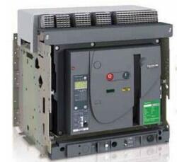 Schneider Electric - 1600A 65 KA MVS STANDART ELEKTRONİK KORUMALI 3P 380VAC ŞALTER