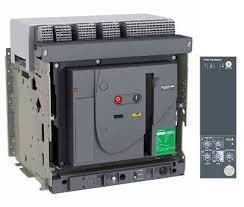Schneider Electric - 1600A 65 KA MVS STANDART ELEKTRONİK KORUMALI 4P 380VAC ŞALTER