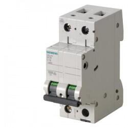 Siemens - SİEMENS 5SL4516-7 16A 10KA 1F+N C TİPİ OTOMATİK SİGORTA 4001869440897