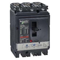Schneider Electric - SCHNEİDER ELECTRİC 175-250 NSX250F 3 KUTUP 380V AC 36KA KOMPAK ŞALTER 3606480014185