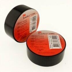 3M - TEMFLEX 1300E PVC İZOLE BANT (0,13MM) 18MMX9,15M SARI 8690734382613 10 ADET