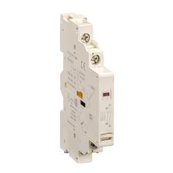 Schneider Electric - SCHNEİDER ELECTRİC TESYS GV2 VE GV3 YARDIMCI KONTAK 1 NA + 1 NA (HATA) 3389110343557