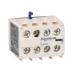 Schneider Electric - SCHNEİDER ELECTRİC TESYS K YARDIMCI KONTAK BLOĞU 1 NA + 3 NK VİDA KELEPÇESİ TERMİNALLERİ 3389110500134