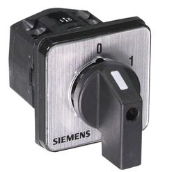 Siemens - SİEMENS 1X(0-1) 20A AÇMA KAPAMA MONOFAZE PAKET ŞALTER