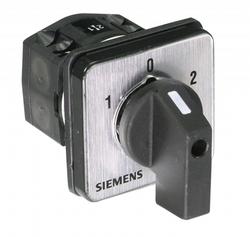 Siemens - SİEMENS MONOFAZE PAKET ŞALTER 1X(1-0-2) 20A KUTUP DEĞİŞTİRİCİ