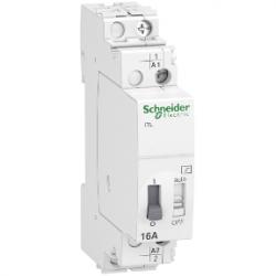 Schneider Electric - SCHNEİDER ELECTRİC 1X16A 230V DARBE AKIM ANAHTARI 3606480088957
