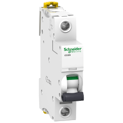 Schneider Electric - SCHNEİDER ELECTRİC 1X50A 6KA C TİPİ İC60N OTOMAT 3606480079528