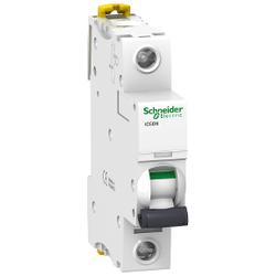 Schneider Electric - SCHNEİDER ELECTRİC 1X63A 6KA C TİPİ İC60N OTOMAT 3606480079535