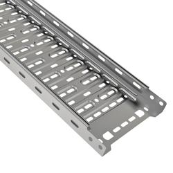 Kıraç Metal - KIRAÇ METAL 200X35 MM FORMLU KABLO KANALI 2M(6 ADET)