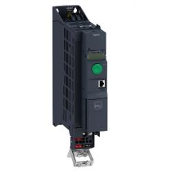Schneider Electric - SCHNEİDER ELECTRİC 2,2 KW 200-240V AC MONOFAZE COMPACT MOTOR HIZ KONTROL CİHAZI 3606480966576 ATV320U22M2C