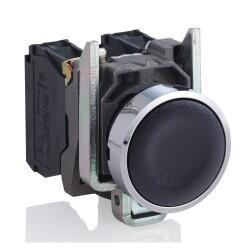 Schneider Electric - 22 MM 1NA SİYAH YAYLI BUTON 3389110886948