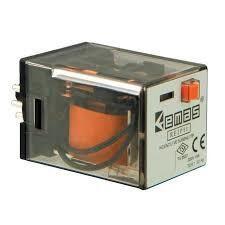 Emas - EMAS 220VAC RÖLE 3 KONTAK 11 PİN RE1P11AC220