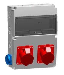 TP Electric - TP ELECTRİC 220X300 SK 2 ÖN BOŞ+PP2YAN 8693151120233