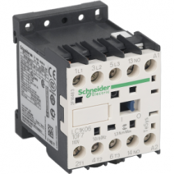 Schneider Electric - SCHNEİDER ELECTRİC 2.2KW 6A 1NA KONTAKTÖR 110V AC KUMANDA 3389110429381
