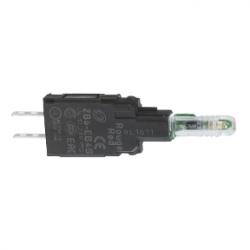 Schneider Electric - SCHNEİDER ELECTRİC ENTEGRE LED'Lİ 12...24V GÖVDE/SABİTLEME BİLEZİKLİ YEŞİL IŞIK BLOĞU 3389110784268