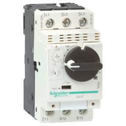 Schneider Electric - SCHNEİDER ELECTRİC TESYS GV2 DEVRE KESİCİ TERMAL MANYET 24…32 A VİDA KELEPÇESİ TERMİNALLERİ 3389110376104