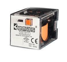 Emas - EMAS 24VAC RÖLE 3 KONTAK 11 PİN RE1P11AC024