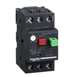 Schneider Electric - SCHNEİDER ELECTRİC MOTOR DEVRE KESİCİ GZ1 3 KUTUP 3D 2,5..4A TERMOMANYETİK AÇMA ÜNİTESİ 3606480567841