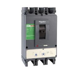 Schneider Electric - SCHNEİDER ELECTRİC 280-400 AMP EASY PACT CVS 3 KUTUP 380V AC 50KA KOMPAK ŞALTER 3606480247286