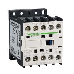 Schneider Electric - SCHNEİDER ELECTRİC 2NA+2NK YARDIMCI KONTAKTÖR 220V AC KUMANDA 3389110500233