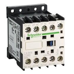 Schneider Electric - SCHNEİDER ELECTRİC 2NA+2NK YARDIMCI KONTAKTÖR 220V DC KUMANDA 3389110483932
