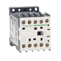 Schneider Electric - SCHNEİDER ELECTRİC 2NA+2NK YARDIMCI KONTAKTÖR 24V AC KUMANDA 3389110500271